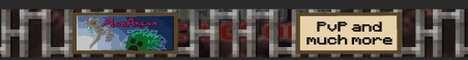 Баннер сервера Minecraft bedskywars