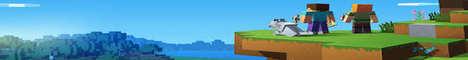 Баннер сервера Minecraft CubeAgeBelgorod