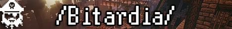 Баннер сервера Minecraft BitardiaCraft