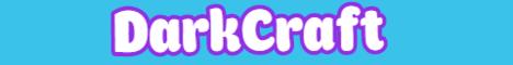 Баннер сервера Minecraft DarkCraft