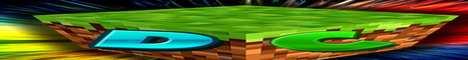 Баннер сервера Minecraft DontiCraft