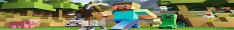Баннер сервера Minecraft DoomHYPE