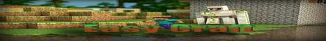 Баннер сервера Minecraft EASY-CRAFT