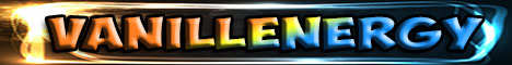 Баннер сервера Minecraft EnergyCore