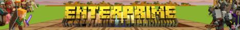 Баннер сервера Minecraft ENTERPRIME