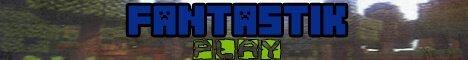Баннер сервера Minecraft Fantastik Play