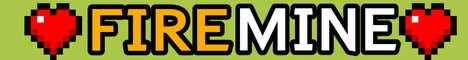 Баннер сервера Minecraft FireMine