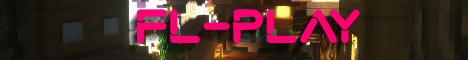 Баннер сервера Minecraft Fl-Play