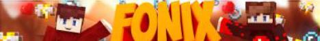 Баннер сервера Minecraft FonixCraft -