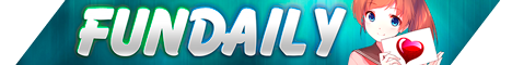 Баннер сервера Minecraft FunDaily