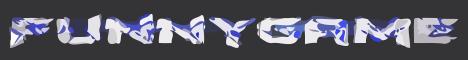 Баннер сервера Minecraft FunnyGameWars
