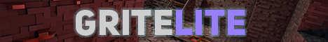 Баннер сервера Minecraft GriteLite 1.12.2