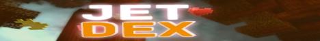 Баннер сервера Minecraft JetDex