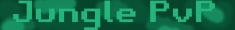 Баннер сервера Minecraft Jungle PvP