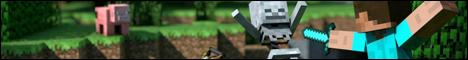 Баннер сервера Minecraft КОЛОНИЯ