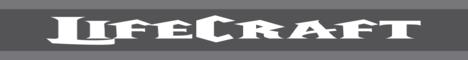 Баннер сервера Minecraft LifeCraft