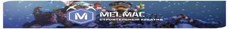 Баннер сервера Minecraft Melmac