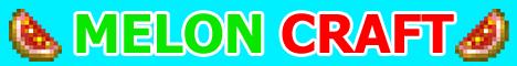 Баннер сервера Minecraft meloncraft
