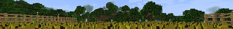 Баннер сервера Minecraft Messed