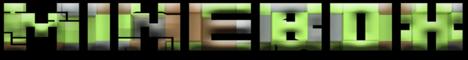 Баннер сервера Minecraft MINE-BOX
