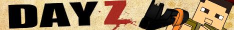 Баннер сервера Minecraft CraftZ McDayZ