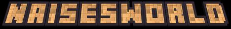 Баннер сервера Minecraft NaisesWorld