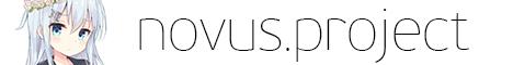 Баннер сервера Minecraft Novus.Project