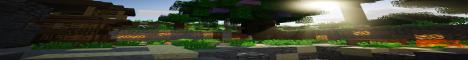 Баннер сервера Minecraft Oasis