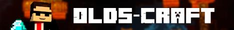 Баннер сервера Minecraft Olds-Craft