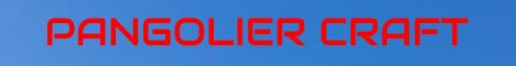 Баннер сервера Minecraft PangolierCraft