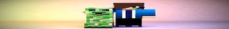 Баннер сервера Minecraft PartiCraft.ru