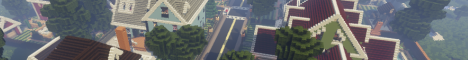 Баннер сервера Minecraft
