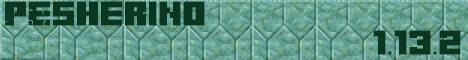 Баннер сервера Minecraft Pesherkino