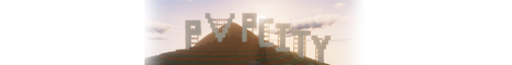 Баннер сервера Minecraft PvPСity