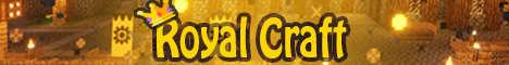 Баннер сервера Minecraft Royal Craft