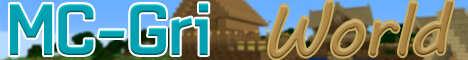 Баннер сервера Minecraft MC-GRI.RU