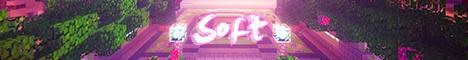 Баннер сервера Minecraft Soft