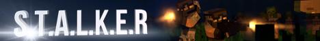 Баннер сервера Minecraft S.T.A.L.K.E.R
