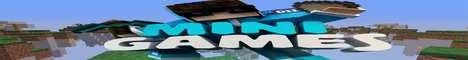 Баннер сервера Minecraft SuperGame
