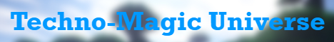 Баннер сервера Minecraft Techno-Magic