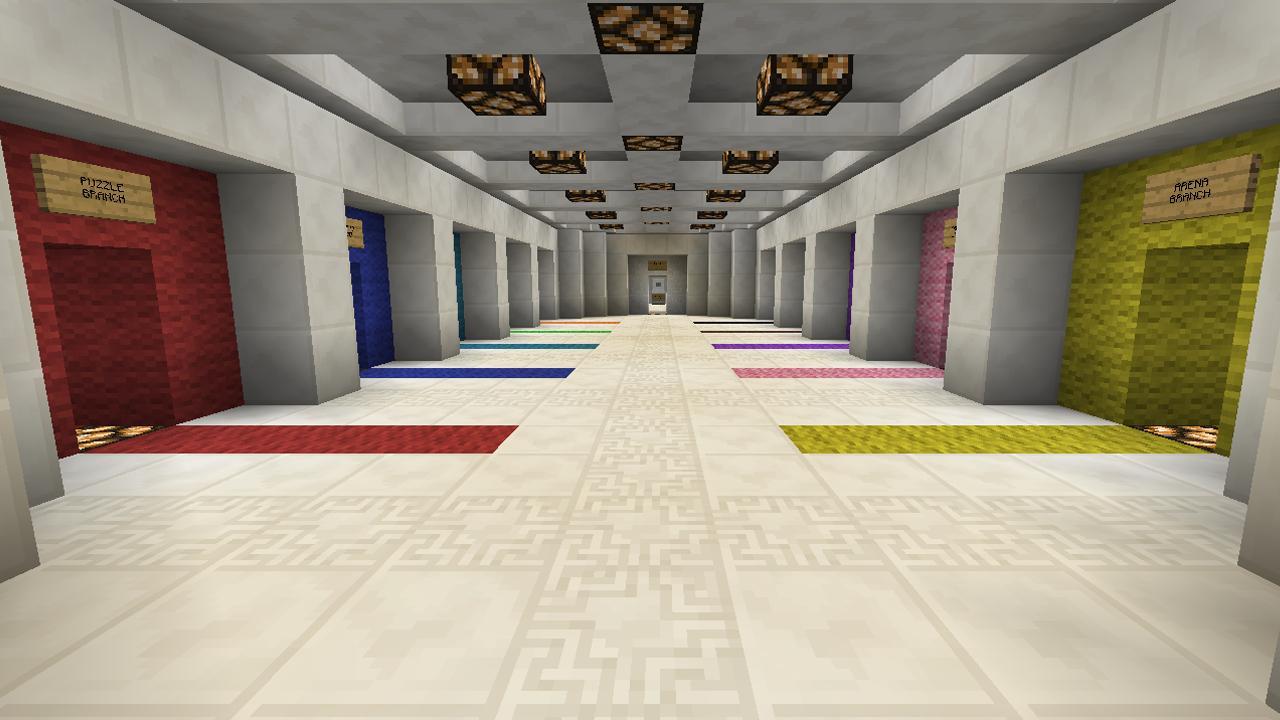 Скачать карту Diversity 2 для Minecraft 1.8