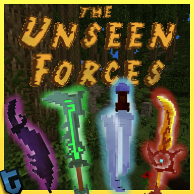 The Unseen Forces скриншот 1