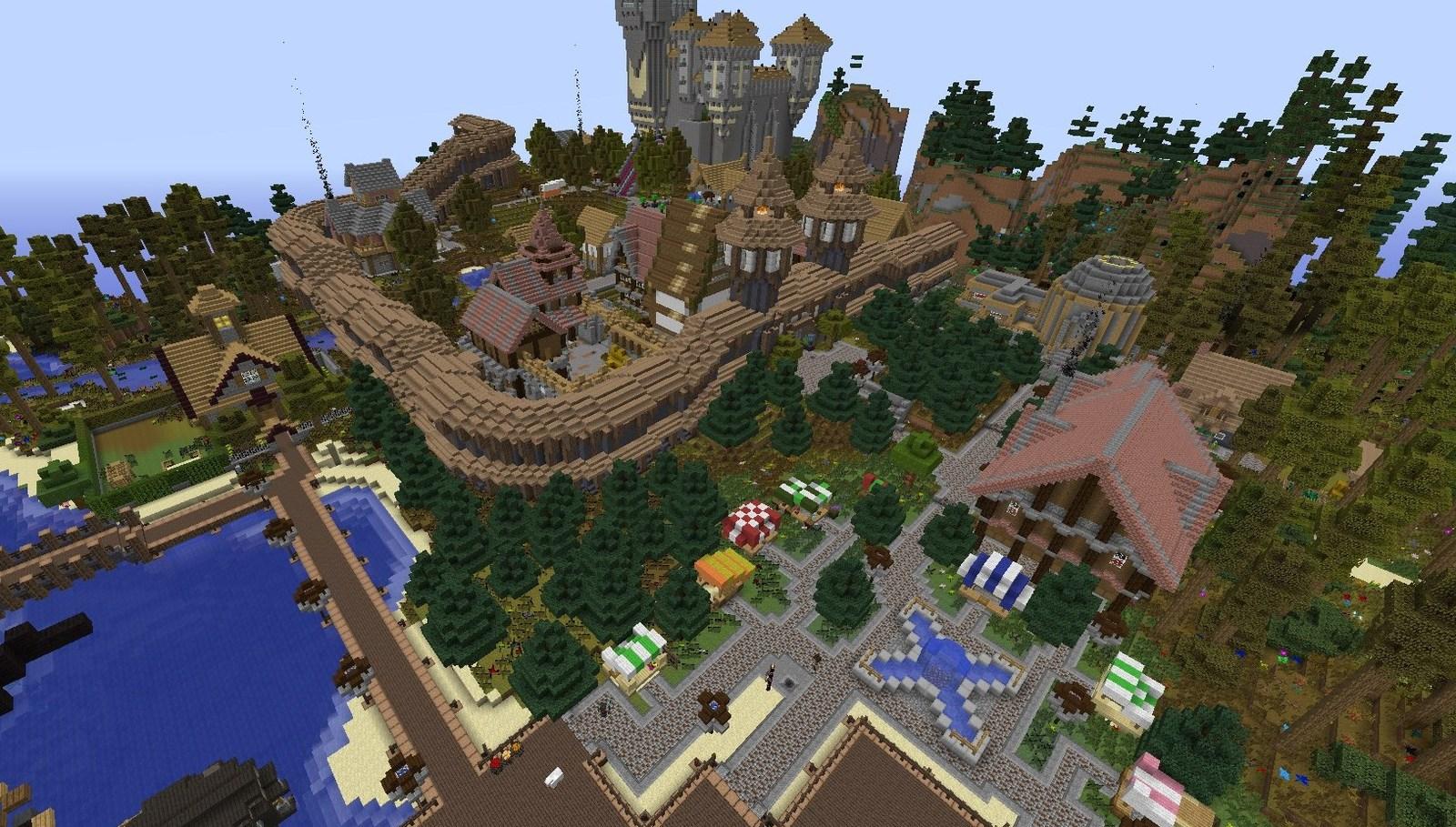 TolkienCraft II - Draconis скриншот 2