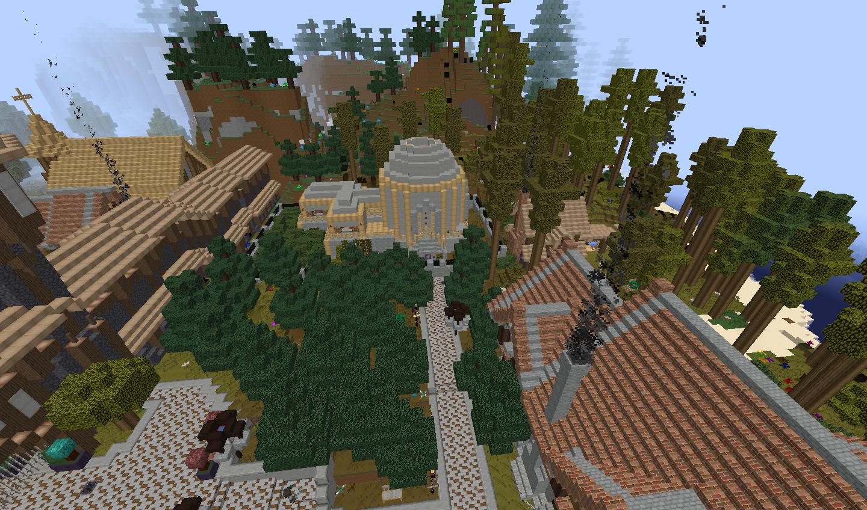 TolkienCraft II - Draconis скриншот 3
