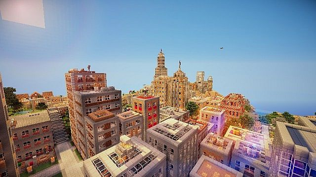 Vertoak City скриншот 2