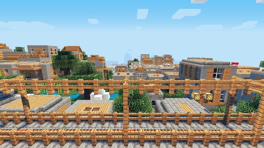 Vertoak City скриншот 3