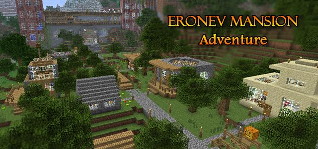 Eronev Mansion Adventure скриншот 1