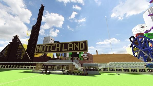 Notchland Amusement Park скриншот 2