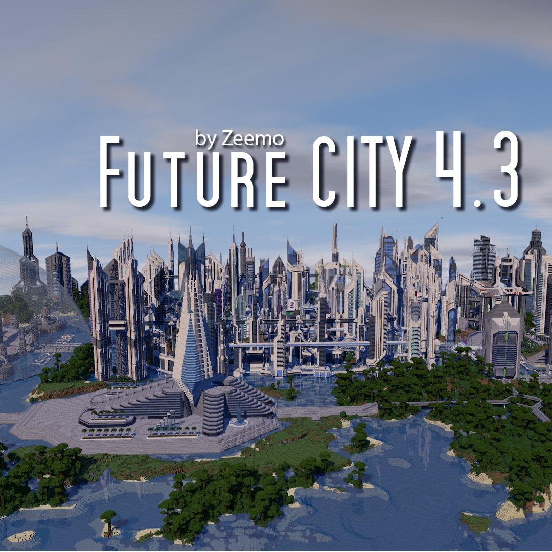 Future CITY 4.3 скриншот 1