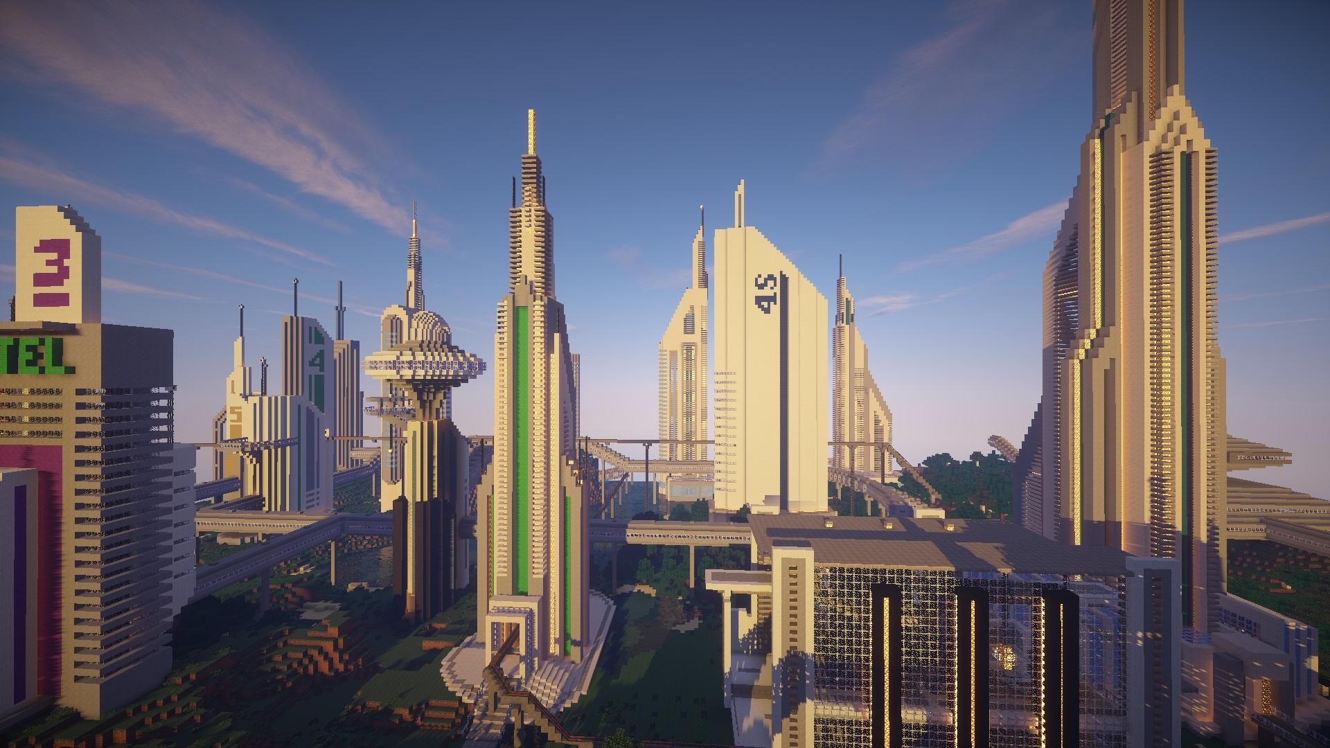 Future CITY 4.3 скриншот 2